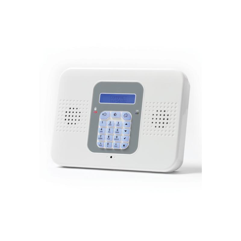 Central de Alarme Wireless