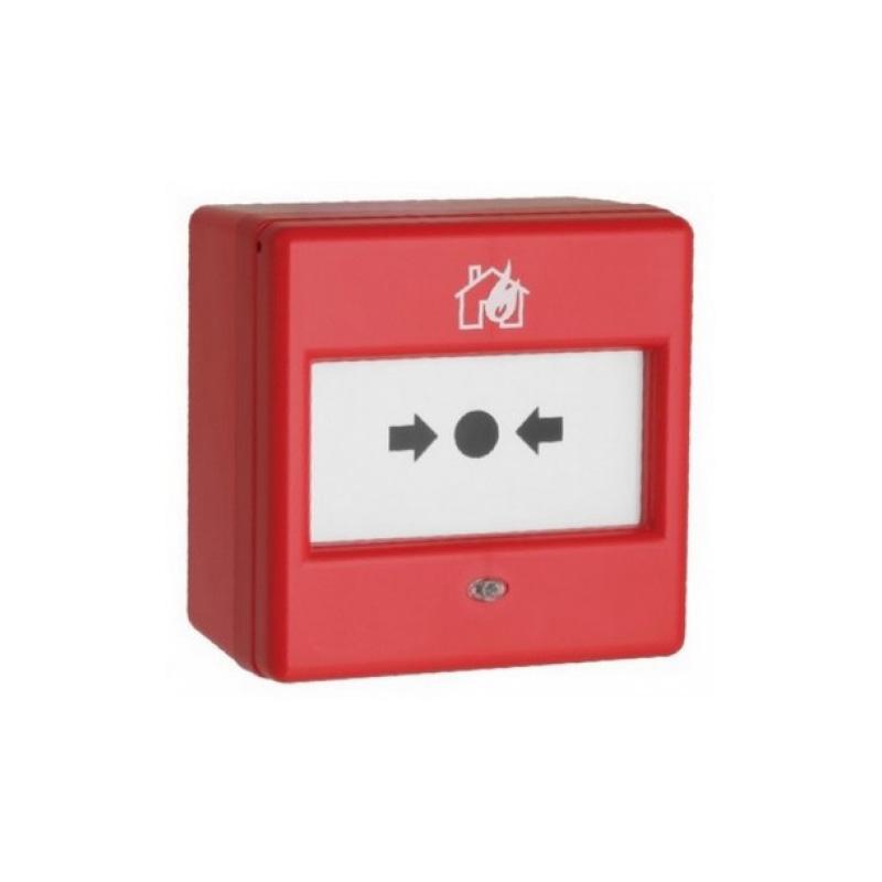 Botão manual de alarme